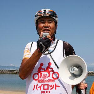 タンデム自転車NONちゃん倶楽部2016モンチッチ海岸