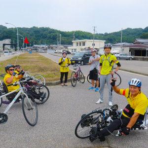 タンデム自転車NONちゃん倶楽部2017サイクリング大会