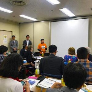 タンデム自転車NONちゃん倶楽部2017国際交通安全2