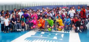 タンデム自転車NONちゃん倶楽部2014競輪場