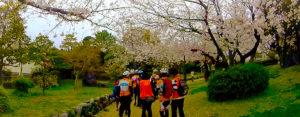 タンデム自転車NONちゃん倶楽部2015ゆうゆう祭り