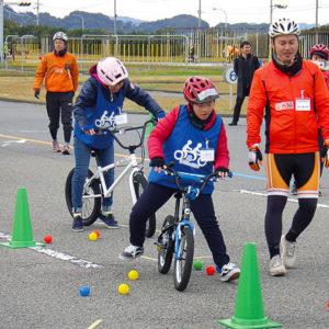 タンデム自転車NONちゃん倶楽部2017国際交通安全1