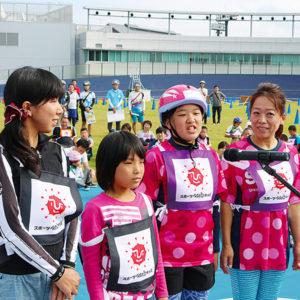 タンデム自転車NONちゃん倶楽部2017競輪