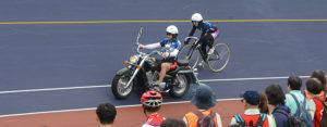 タンデム自転車NONちゃん倶楽部2015競輪