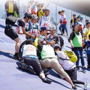 サイクルチャレンジ2019in松山競輪場
