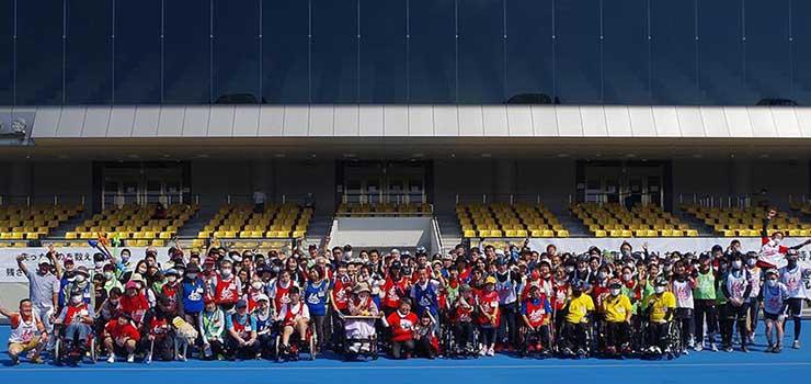 サイクルチャレンジ2020in松山競輪場